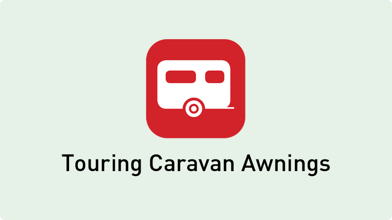 Touring Caravan Awnings