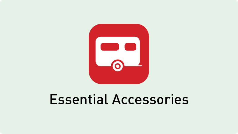 Touring Caravan Essential Accessories