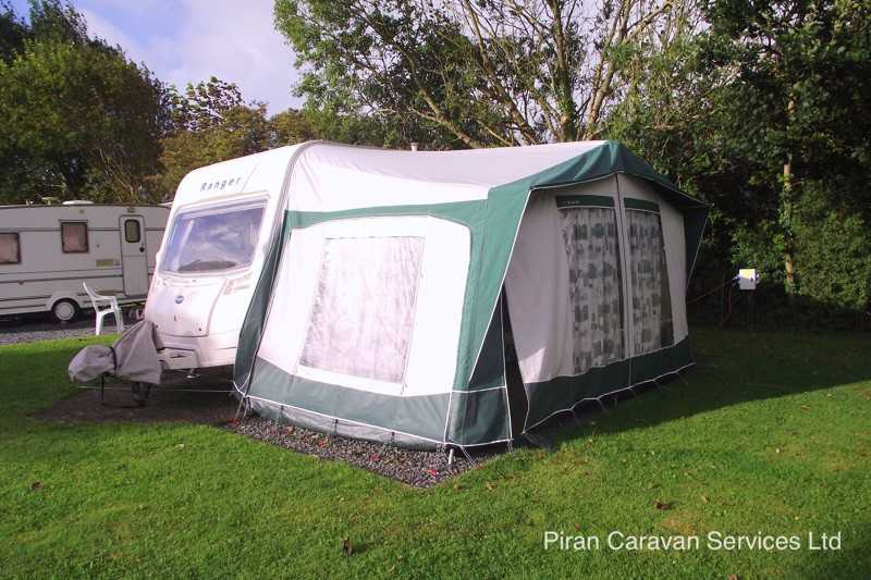 Bowden Bailey Ranger With Awning
