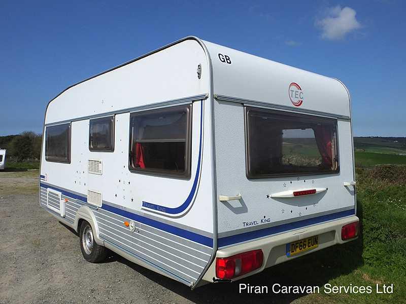 Tec Travel King Caravan For Sale