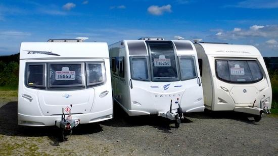 Beautiful For Information On Second Hand Caravans For Sale Please Call 01840