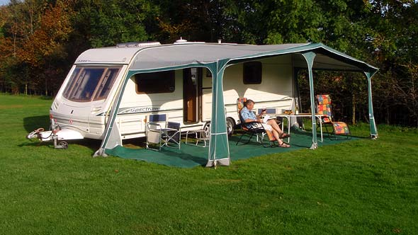 Cornwall's Only Caravan Brokerage Service