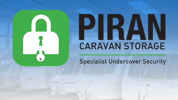 Visit our Caravan Storage Site