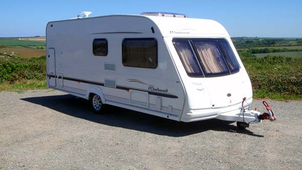 New Used Touring Caravans For Sale Cornwall  Caravan Broker Cornwall